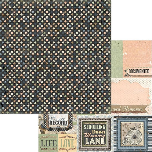 Once Upon a Lifetime Generations Cardstock