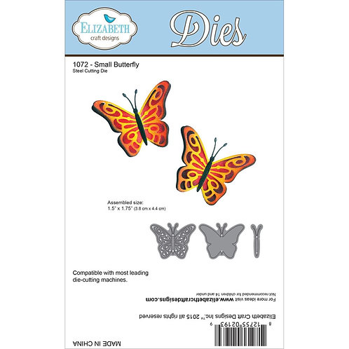 Small Butterfly Die Set