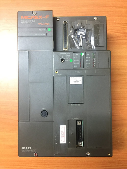 FUJI PROGRAMMABLE CONTROLLER FPU120S-G10