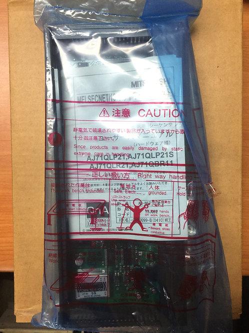 MITSUBISHI PLC MODULE AJ71QBR11