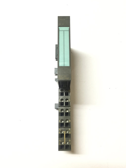 SIEMENS SIMATIC S7 6ES7 134-4GB11-0AB0