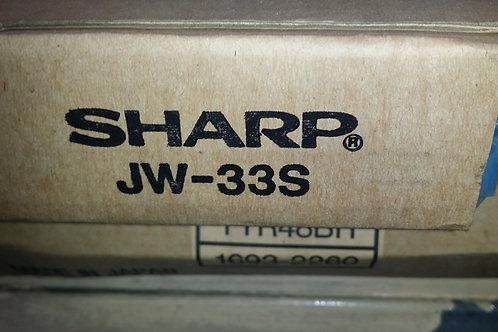 SHARP AC OUTPUT MODULE JW-33S