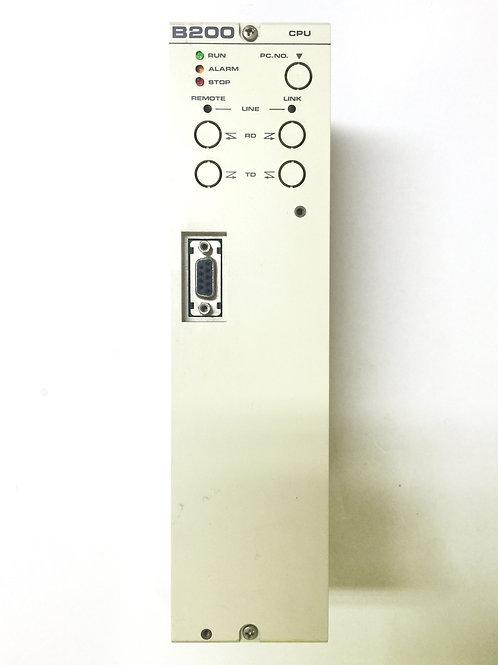 TOSHIBA ELECTRIC B200CU CPU MODULE