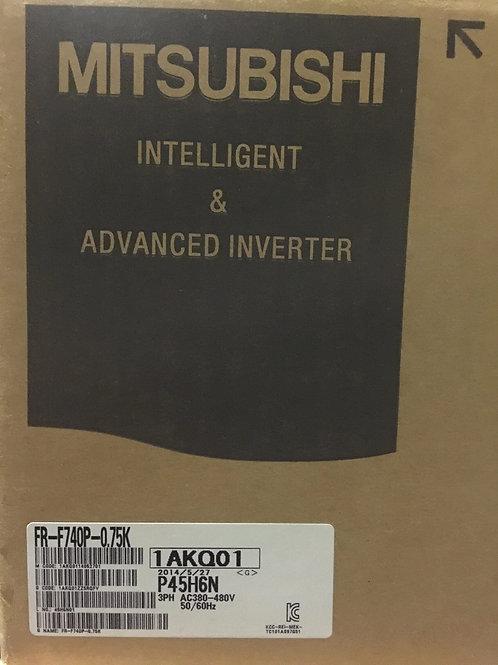 MITSUBISHI INVERTER FR-F740P-0.75K