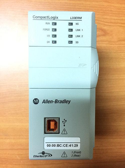 ALLEN BRADLEY COMPACTLOGIX 1769-L33ERM