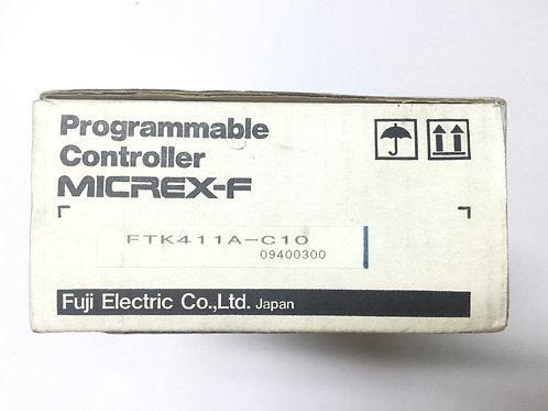 FUJI MICREX-F FTK411A-C10