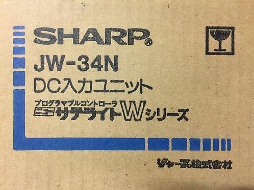 SHARP DC INPUT MODULE JW-34N