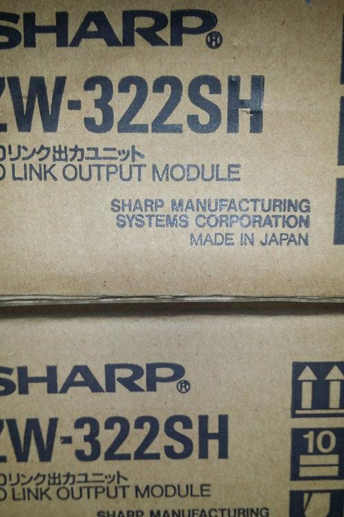SHARP I/O LINK OUTPUT MODULE ZW-322SH
