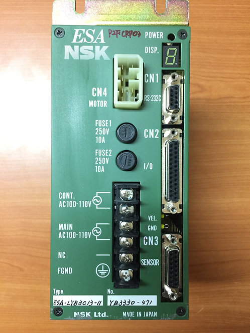 NSK SERVO DRIVE ESA-LYB3C13-11