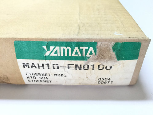 YAMATAKE ETHERNET MODULE MAH10-EN0100