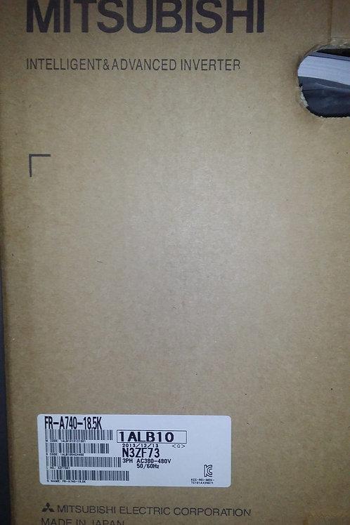 MITSUBISHI INVERTER FR-A740-18.5K
