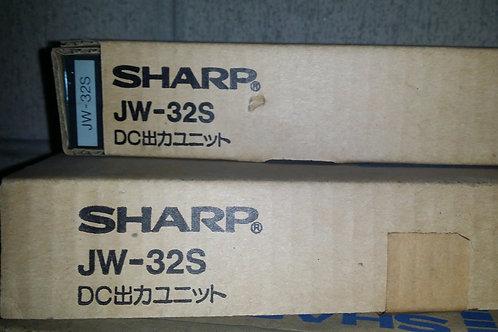 SHARP DC OUTPUT MODULE JW-32S