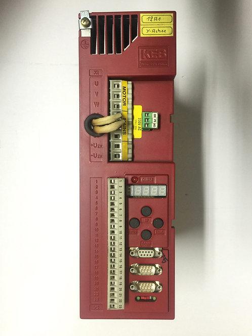 KEB AC DRIVER 03.S4.R2E.3002