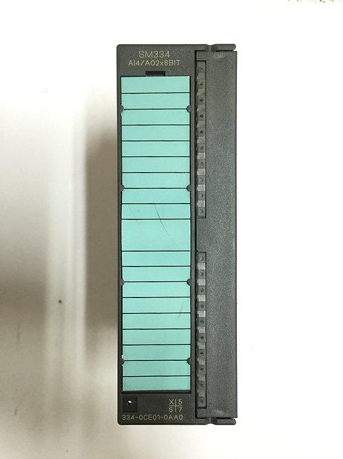 SIEMENS SIMATIC S7 6ES7 334-0CE01-0AA0