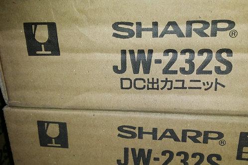 SHARP DC OUTPUT MODULE JW-232S