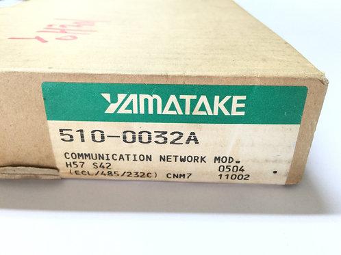 YAMATAKE COMMUNICATION NETWORK MODULE 510-0032A