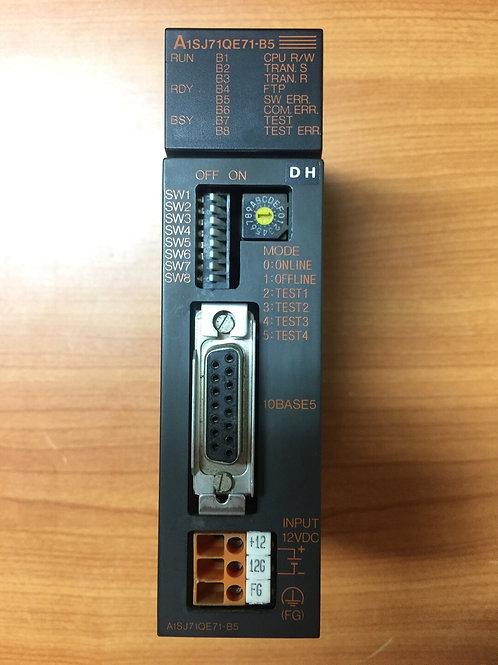 MITSUBISHI EHTERNET I/F UNIT A1SJ71QE71-B5