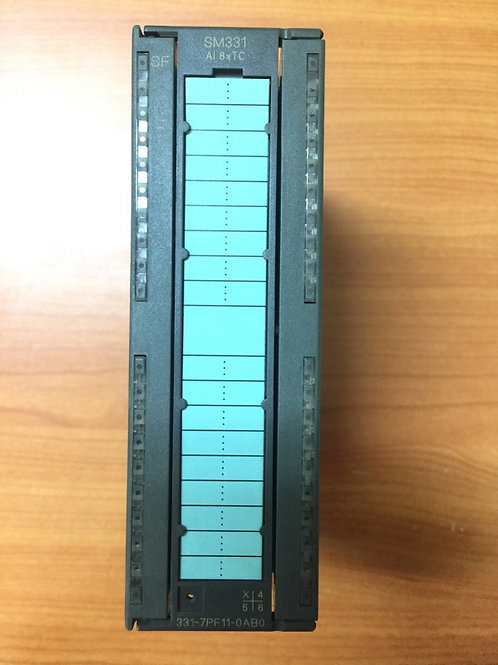 SIEMENS SM331 AI 8xTC 6ES7 331-7PF11-0AB0
