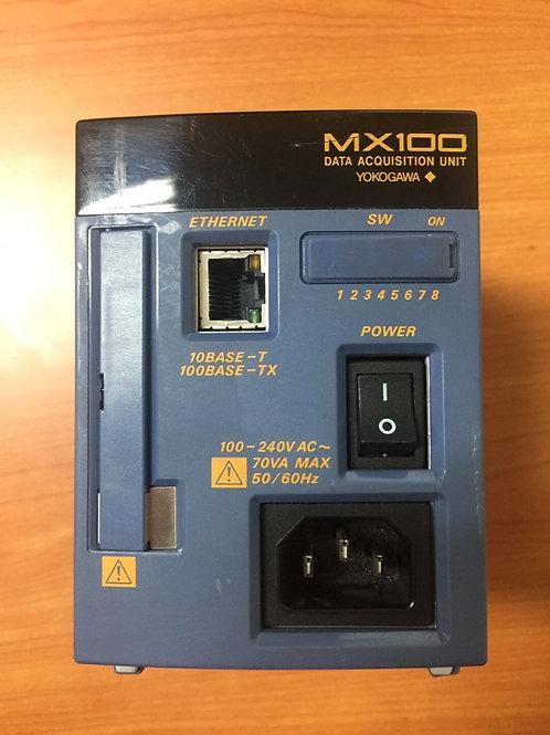 YOKOGAWA DATA ACQUISITION UNIT MX100-E-1F