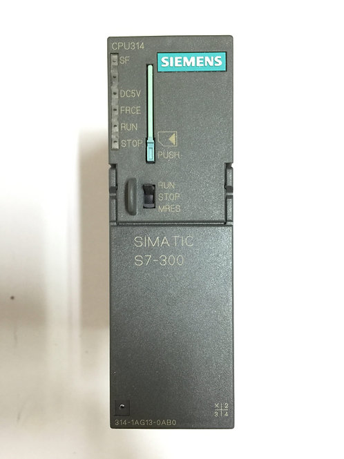 SIEMENS SIMATIC S7 314-1AG13-0AB0