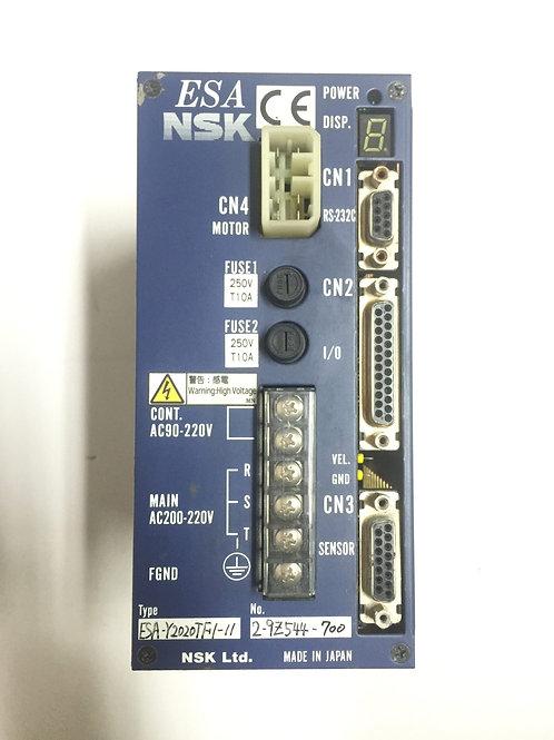 NSK SERVO DRIVE ESA-Y2020TF1-11