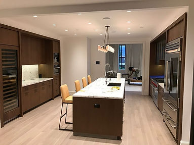 Kitchen Remodel Manhattan dark finish.jp