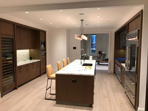 Kitchen Remodel Manhattan dark finish.jp