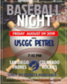 2019 PETREL_Baseball Night_05-09-2019_Pe