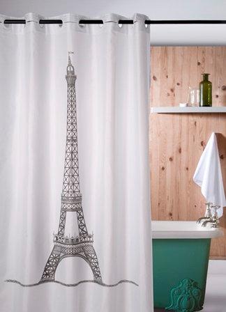 Duschvorhang Eifel