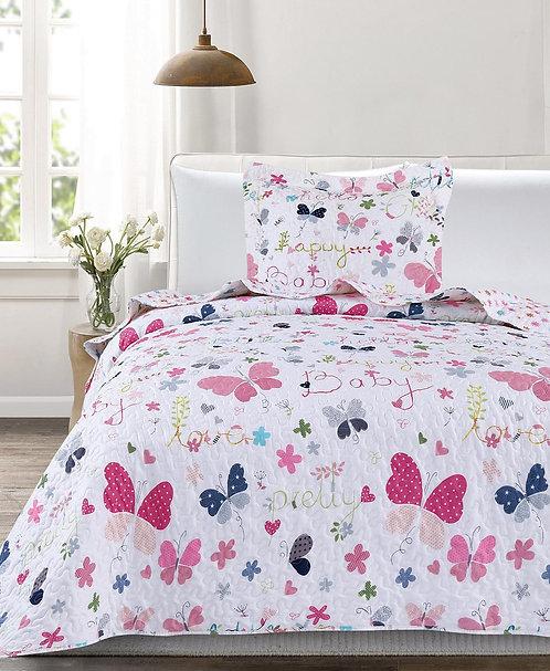 Kinder-Bettüberwurf