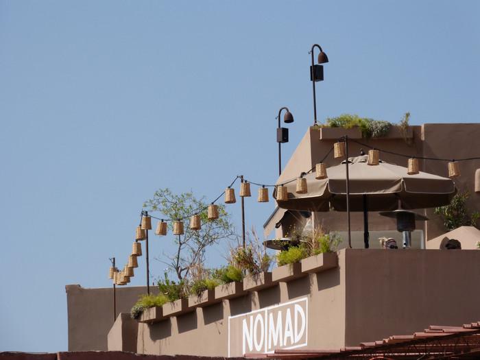 Nomad, le restaurant « pop up » des chefs.