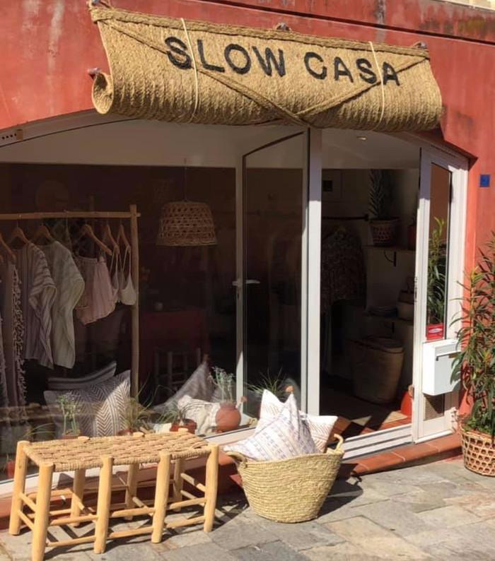 SLOW CASA, la boutique dédiée à la Slow Life !