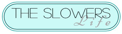 Logo The slowers life by Slow Casa