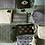 Thumbnail: Trousse de toilette imprimée à pompon