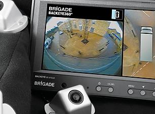 Brigade 360 camera system