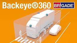 Brigade Backeye®360 Auf der Strasse