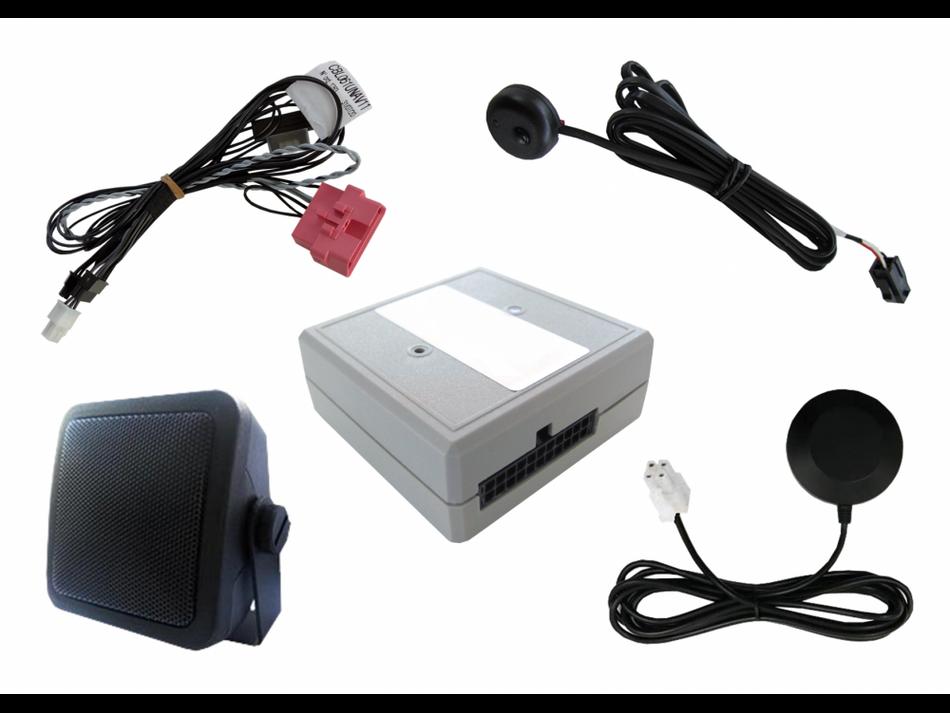 Paser Quiet Vehicle Sounder für Car (AVAS)