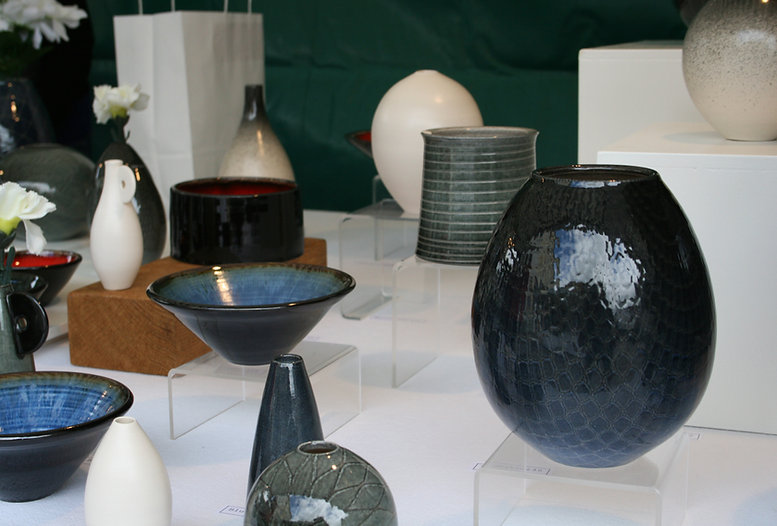 Pot selection from Rachel Pritchard
