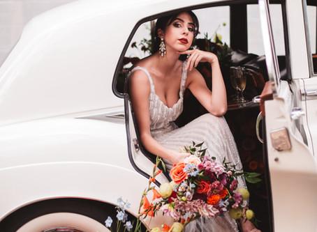 Subtle Rock N' Roll   Stylized Bridal