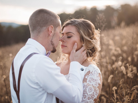 Kelsey and John's Wedding at Mountain View Barn | Stillwater, PA