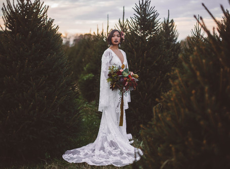The Most Wonderful Time | Stylized Bridal | Sewell, NJ