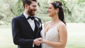 Sabrina and Robert's Wedding Day at The Barn at Perona Farms   Andover, NJ
