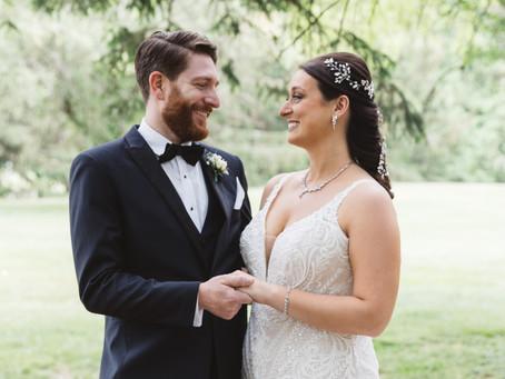 Sabrina and Robert's Wedding Day at The Barn at Perona Farms | Andover, NJ