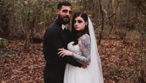 Hayley and Mark's Halloween Wedding   New Jersey
