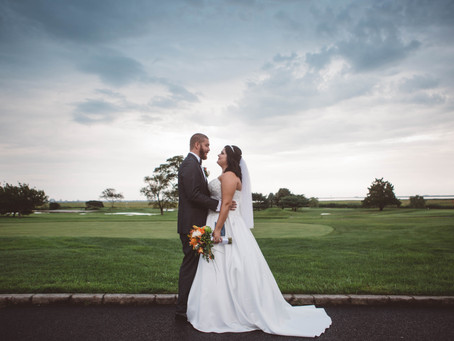Ariana and Todd's Wedding Day at Linwood Country Club