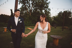 Kelsea and Nick's Wedding at Pitman Golf Course
