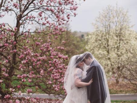 Lauren and Michael's Wedding at Morris Arboretum | Philadelphia, PA