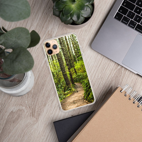 """""""Forest Trail"""" by Melissa Toledo - iPhone Case"""