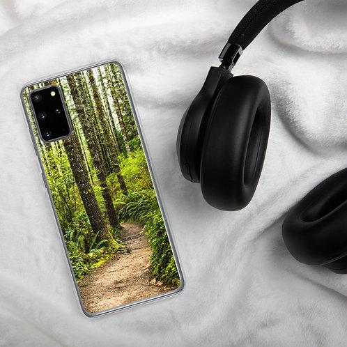 """Forest Trail"" by Melissa Toledo - Samsung Case"