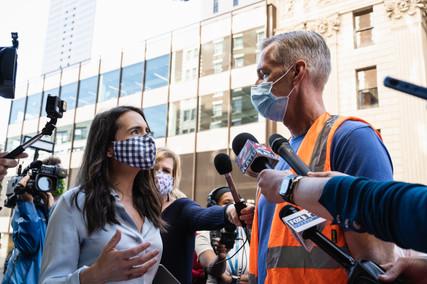 Portland Mayor Ted Wheeler on Black Lives Matter protests